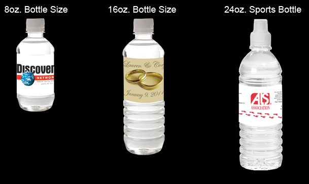 Contact Tailor Made Water Today for Personalized Bottle Water Pricing and Information!